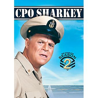 Cpo Sharkey: The Complete 2nd Season (3D [DVD] USA import