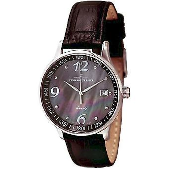 Zeno-Watch Damenuhr Medium Size Crystals P315Q-s1