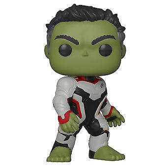 Funko POP Bobble: Avengers Endgame - Hulk Sammlerfigur