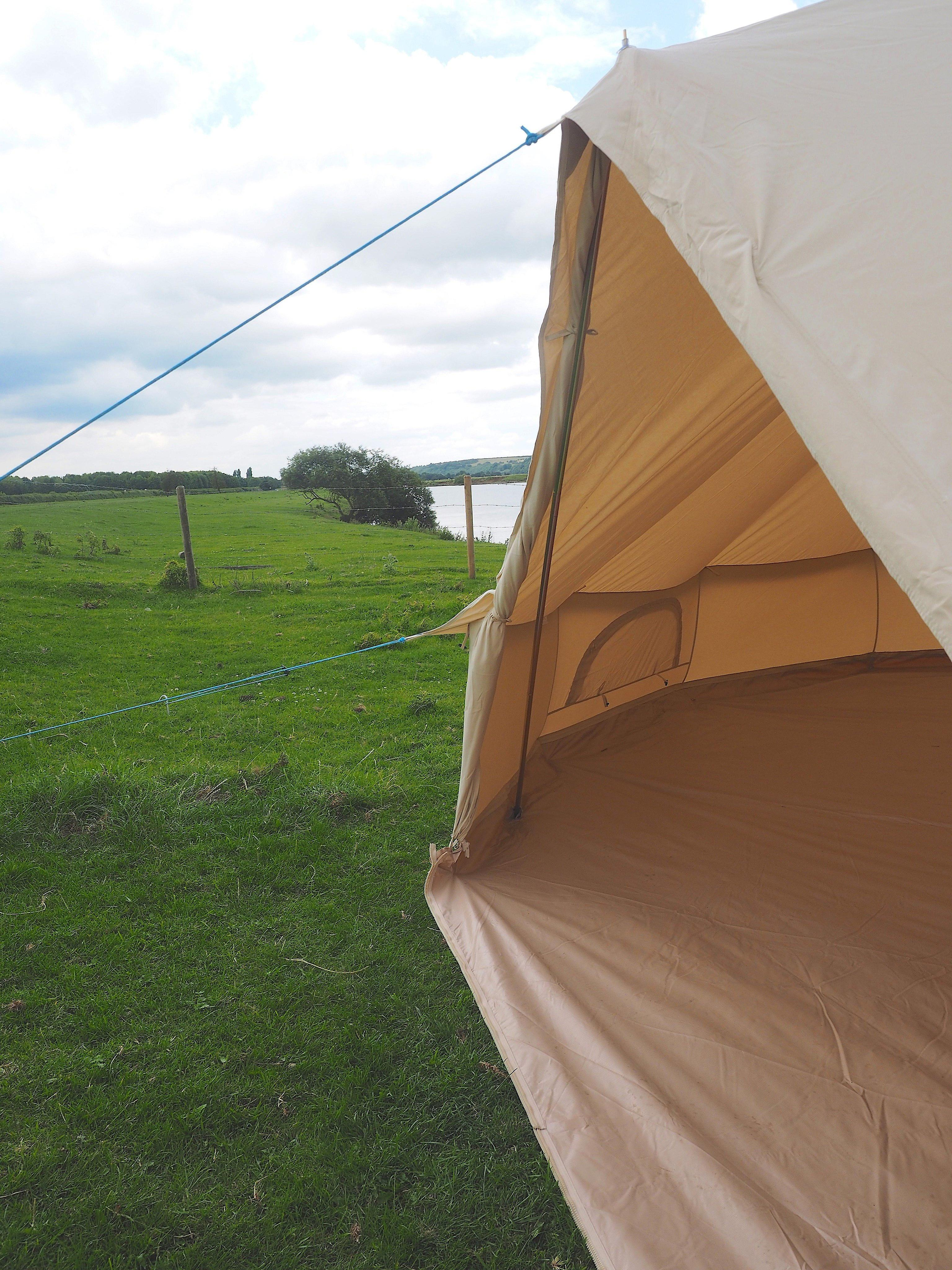 7 Metre XL Bell Tent - The UK's Biggest 7M Bell Tent