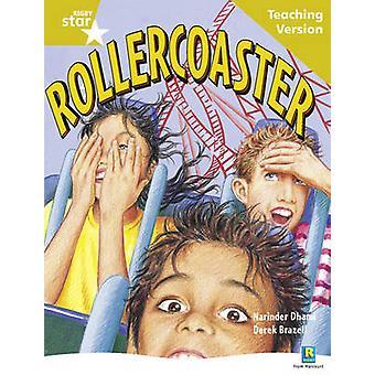 Rigby Star guiado leitura nível de ouro-RollerCoaster ensino versão