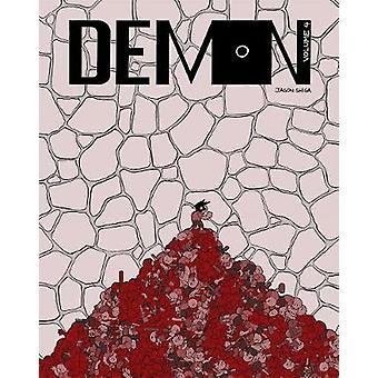 Demon-volym 4 av Jason Shiga-9781626724556 bok