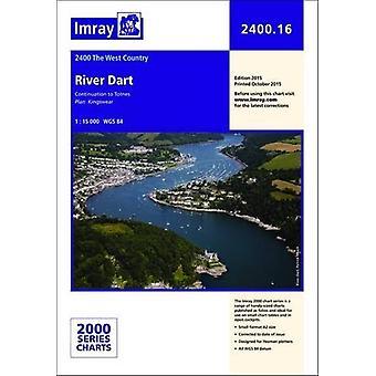 Imray Chart 2400.16 - River Dart by Imray - 9781846237348 Book