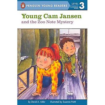 Young CAM Jansen and the Zoo Note Mystery by David A Adler - Susanna