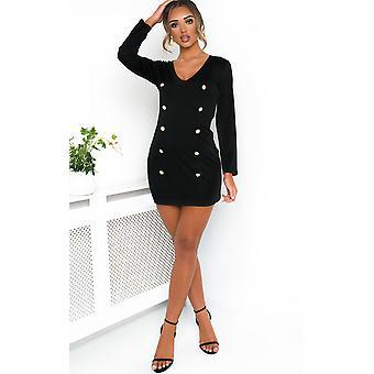 IKRUSH naisten Lola Bodycon Mini mekko