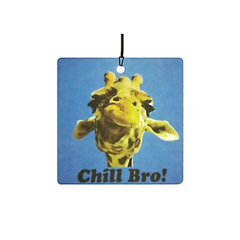 Girafe Chill Bro Car Air Freshener