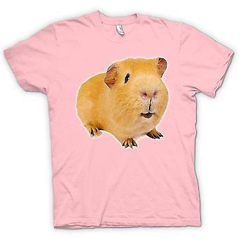 Womens T-shirt - Guinea Pig 2 - Heimtier