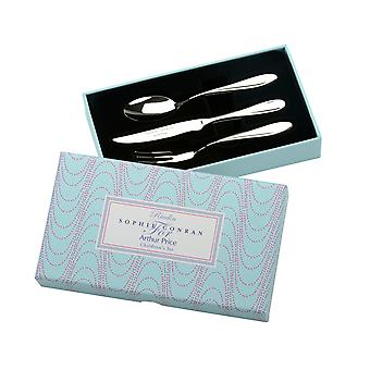 Sophie Conran Rivelin for Arthur Price, 3 Piece Child's Cutlery Set