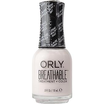 Traitement à ressoufflement orly - Couleur - Light As A Feather 18ml (OR909)