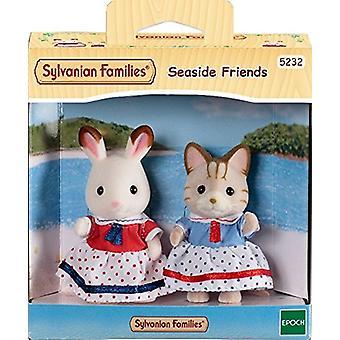 Conjunto de amigos de playa Sylvanian Familias