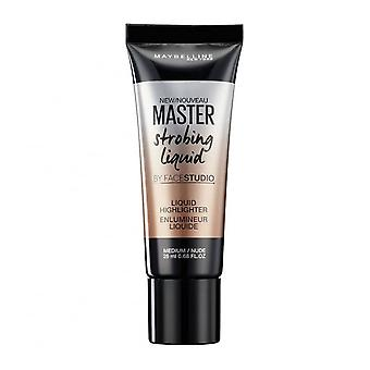 Maybelline Master Strobing Liquid Highlighter - Medium/Nude