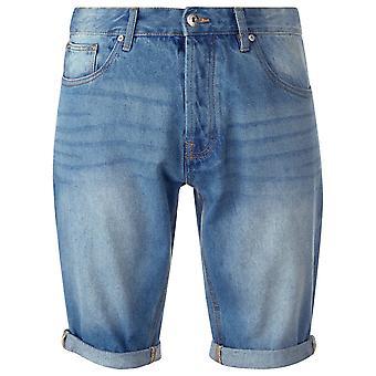 Shorts en denim SoulCal Mens au-dessus du genou