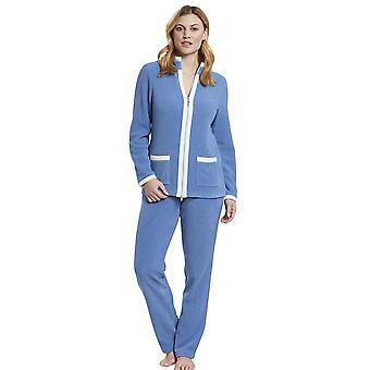 Féraud 3883158-11998 Women's Smokey Blue Loungewear Set