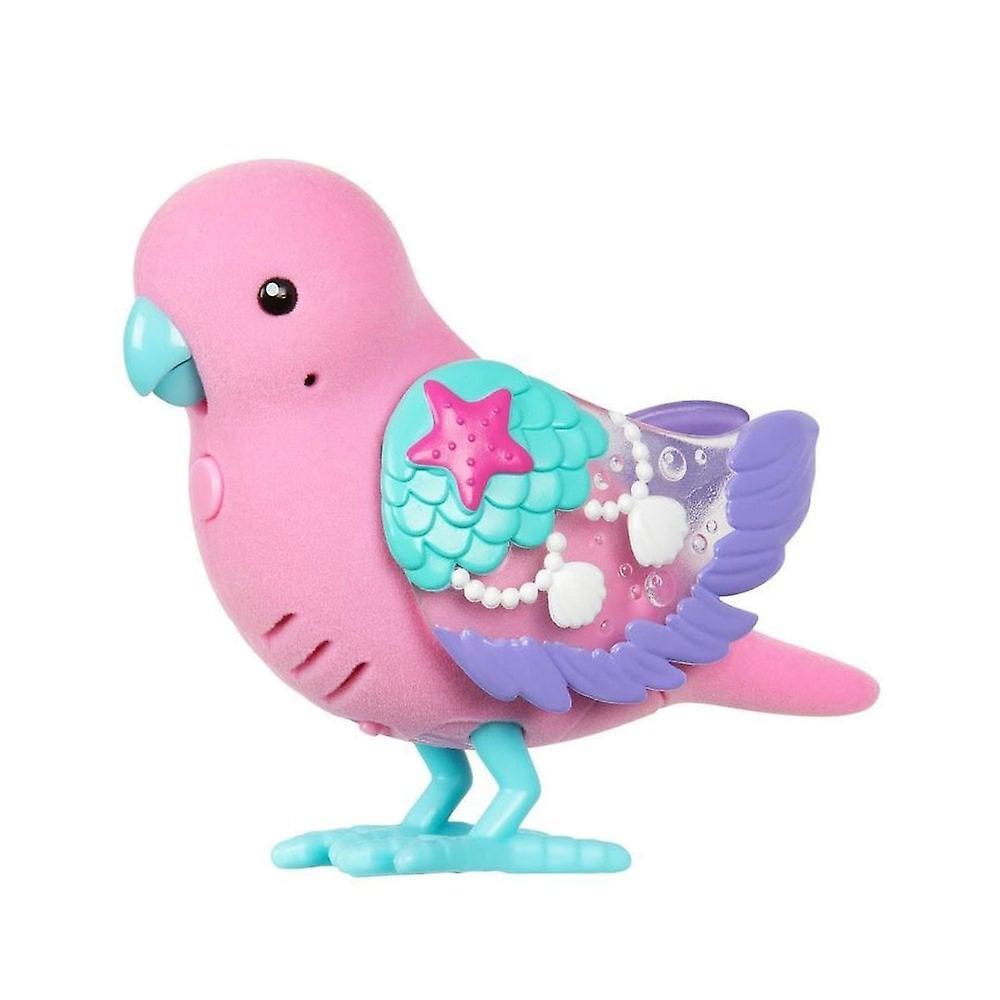 Lite levande husdjur lyser upp Songbirds S9 (Shelly Shine)