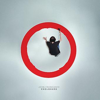 John Frusciante - Enclosure [CD] USA import