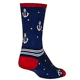 Socks - Sockguy - Crew - On a Boat S/M Cycling/Running
