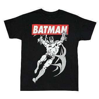 Batman Youth Jump Boys Tee Shirt