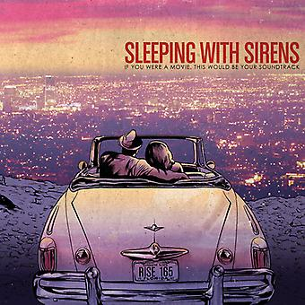 Sleeping with Sirens - If You Were a Movie This Would [CD] USA import