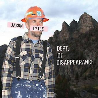 Jason Lytle - Dept. of Disappearance [Vinyl] USA import