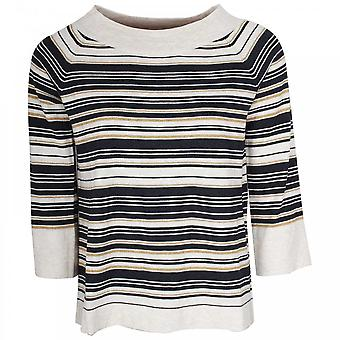 Thought Organic Cotton Striped Jumper