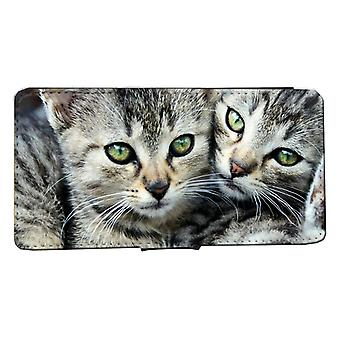 iPhone 6/6s wallet case Tabby Cats Brothers case Shell