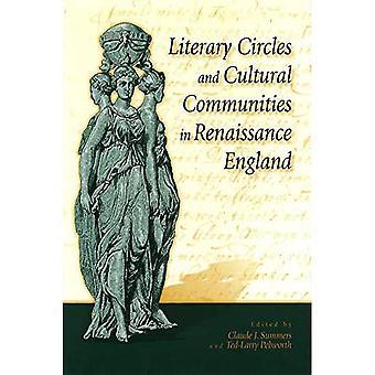 Circoli letterari e culturali delle Comunità in Inghilterra del Rinascimento