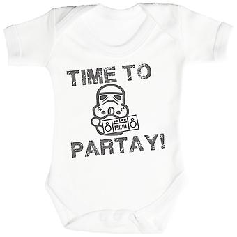 Time To A Partay! - Baby Bodysuit