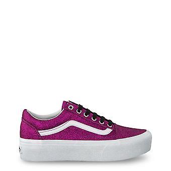 Vans Women ' s Old Skool platform sneakers Violet
