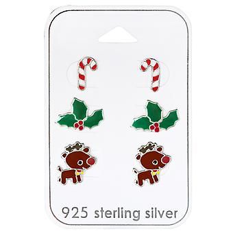 Christmas - 925 Sterling Silver Sets - W30770X