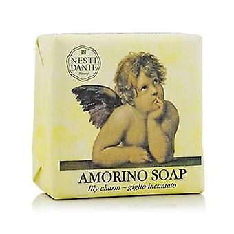 Nesti Dante Amorino Soap - Lily Charm - 150g/5.3oz