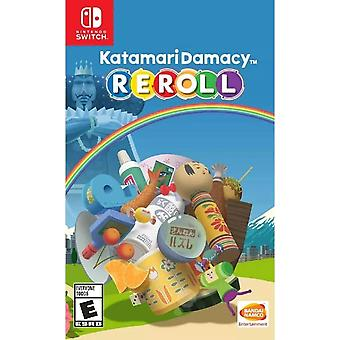 Katamari Damacy Reroll Switch Spiel