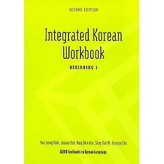 Integrerad koreanska arbetsbok: Början 1