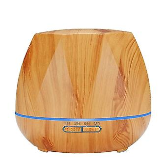 Humidifier-Octagonal and light wood