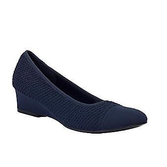Impo Womens garner Fabric Closed Toe Casual Slingback Sandals