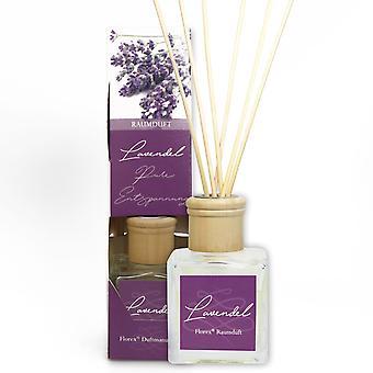 Parfum de chambre Florex avec baguettes - lavande - transforme votre maison en une oasis de bien-être 100 ml