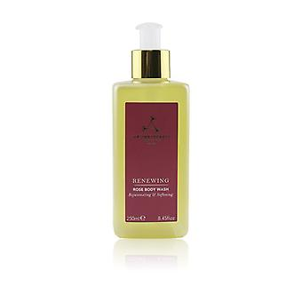 Aromatherapy Associates Renewing - Rose Body Wash - 250ml/8.45oz