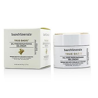 Bareminerals True Oasis Sin Aceite Replenishing Gel Cream - Aceyy To Combination Types 50g/1.7oz