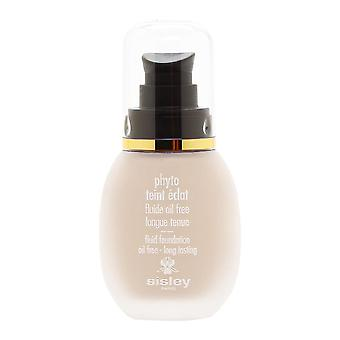 Sisley phyto teint eclat fluid foundation oil free 1 + nude