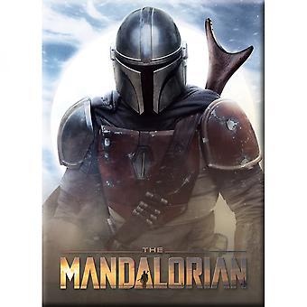 The Mandalorian Poster Magnet