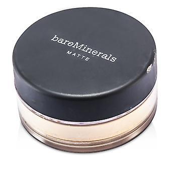 Bare minerals matte foundation broad spectrum spf15 golden fair 168287 6g/0.21oz
