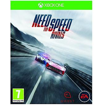 Need For Speed Rivals Xbox One Game