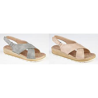 Cipriani Womens/Ladies Flora crossover sandales