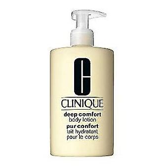 Clinique Deep Comfort Body Moisturizer in Lotion