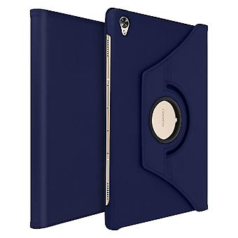 360° rotary standing case, shock absorbing cover Huawei MediaPad M6 10.8 Blue