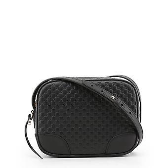 Gucci alkuperäinen naiset ympäri vuoden crossbody laukku - musta väri 42026