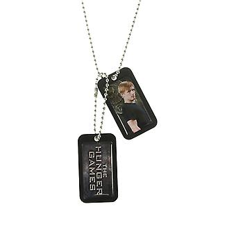 The Hunger Games Seal Dog Tags
