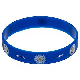 Leicester City Silicone Wristband FNQ