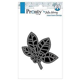 Pronty Foam stamp Berry Branches 494.904.014 Julia Woning