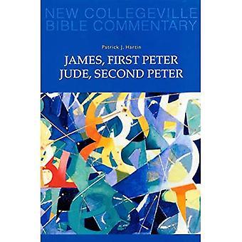 James, eerste Peter, Jude, tweede Peter