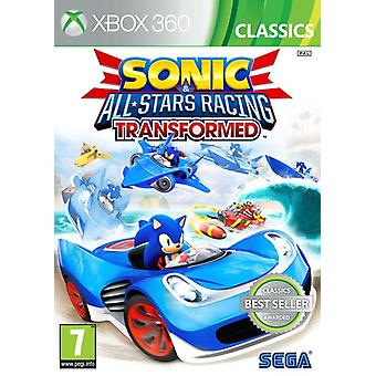 Sonic und die All Stars Racing transformierten Klassiker Xbox 360